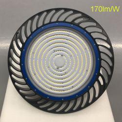 Hohes Beleuchtung-Lampe 100W 120W 150W 200W 250W 300W der Helligkeits-LED industrielles hohes Bucht-Licht UFO-LED mit 140-170lm/W