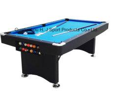 Novo Design 6FT 183X99X79cm a dobragem Bilhar pano de azul abono de mesas de bilhar para venda