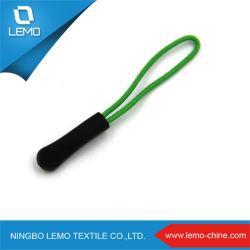 Benutzerdefinierte Taschen Reißverschluss Abzieher Gummi Kunststoff Reißverschluss Abzieher Gummi Silikon Reißverschluss Abzieher / Slider