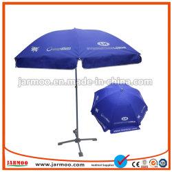 Outdoor Patio de pliage Parasol Parasol promotionnelle