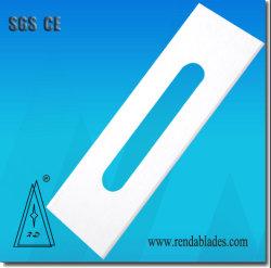 Lama di ceramica personalizzata di Zirconia per il taglio della pellicola