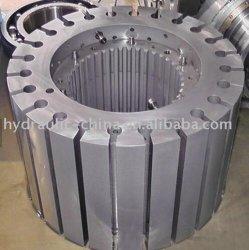 Ihi grúas marinas de paletas del rotor de piezas de repuesto del motor hidráulico
