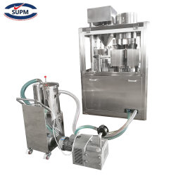薬剤の自動か自動堅いカプセルの充填機か注入口の機械装置