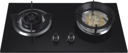 FDA 승인되는 휴대용 가스 스토브 가열기 방열 요리 난로 Cooktops 가스 스토브 프로텍터