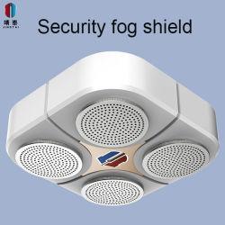 Unité de brouillard de sécurité compatible avec réseau de Vidéosurveillance Caméra Dôme IP, avertisseur de fumée