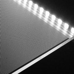Лазерный пунктирной LGP высокую эффективность освещения панели направляющей для светодиодного освещения панели