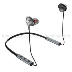 Bluetooth Magnetic TWS True Wireless 스테레오 넥밴드 이어폰 핸즈프리 iPhone용 마이크 삼성 Xiaomi 휴대폰