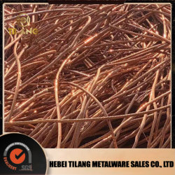 허베이로부터 출고 가격이 떨어진 Tilang Hot Sale Copper Wire 스크랩 최종 공급업체