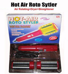 Hot-Air Roto Styler cepillo (JZ-722)