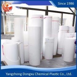 高品質の100%年のバージンの純粋な白はF4 PTFE/PVC削られたシートを形成した