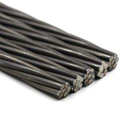 Séjour de haute performance fil, câble d'alimentation du fil en acier galvanisé (GSW)