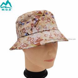 Em armazém grossista de moda Nova Era Adulta Size Canadá com a sublimação de tampa da caçamba Personalizado Unissexo Hat
