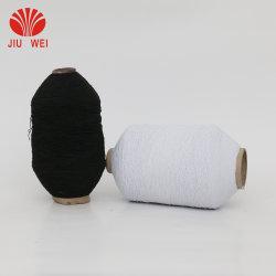 90 63#### de gros de 100 110 élastique de tissage de thread/Spandex Fil recouvert de caoutchouc