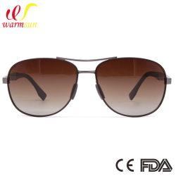 새로운 디자인 OEM 모델 남성용 메탈 선글라스 브랜드 스타일 패션 아름다움
