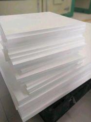 Foglio saltato stampato in PTFE bianco puro 100% vergine