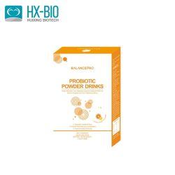 فيتامين ج تحسين المناعة تعزيز عملية الحدس بروبيوتيكس مشروب مسحوق