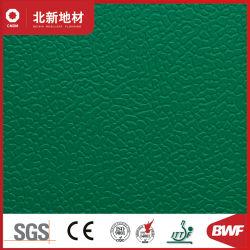 Green Gem Indoor Sport Vinyl Flooring Hj21401 4,5mm Basketbal Tennis Tafeltennis vloeren
