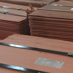 Los productos de cobre, cátodos de cobre Electrolytics/fábrica china comercio mayorista y venta directa