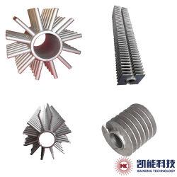 Varios tipos de mejora de los componentes de intercambio de calor, el intercambio de calor de los componentes de economizador