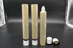 Commerce de gros tube cosmétiques en plastique transparent pour la crème