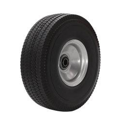 チンタオゴム製手のトロリーPUの泡のトロリー車輪