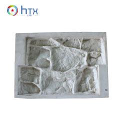De duurzame Decoratie van de Steen van de Muur van de Vormen van het Silicone van de Steen van het Product van het Silicone Natuurlijke Binnenlandse Kunstmatige