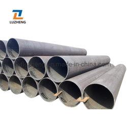 Barniz claro 5.8m de tubo de acero, tubo de las LSM pintadas, barnizadas Seamless Tube 12m gr. B X42 X52