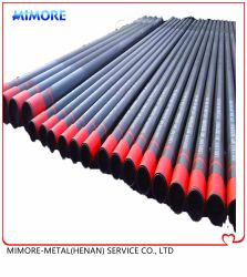 Tubo de coquilla de tubo de acero sin costura, ASTM A106, API5l, API5CT ASME 36.10 J55/P91 / K55