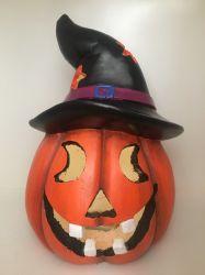 Хэллоуин подарок орнаменты Candlestand Хэллоуин представляет Homde оформление держатель в форме свечи