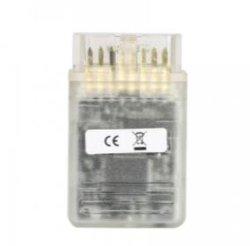 Ktmobd ECU 프로그래머 및 기어박스 전원 업그레이드 공구 플러그 및 Dialink J2534 케이블과 OBD를 통해 플레이합니다