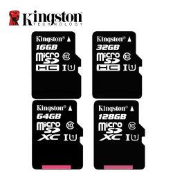 Carte mémoire d'origine de la carte SD Micro, haute capacité, imperméable avec 4-256 Go