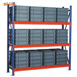 Servicio mediano Chapa metálica para rack de anaquel para almacén