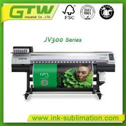Stampante del Eco-Solvente di Mimaki Jv300-160 per la pubblicità della bandiera