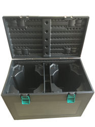 Caixa de plástico para 7R 350W Fase Farol do Cabeçote Móvel