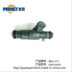 """Tobera de inyección de combustible Auto Accesorios Auto Arranque 0280156420 repuestos de automóviles Changan CB10 Chang """"Ben Mini-Bar"""