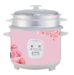 Procesador de alimentos, acero inoxidable Sistema de Calefacción Cocina de arroz y arroz caldera
