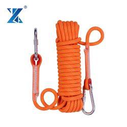 Doppia corda di nylon Braided, corda rampicante di 10mm, corda del Arborist