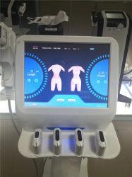 Macchina portatile di bellezza di Hifu di ultrasuono dell'elevatore di fronte del sistema di Smas Hifu