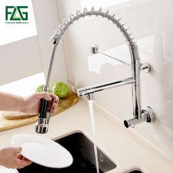 Flg светодиодный индикатор функции хромированный опрыскивания в стене кухни под струей горячей воды