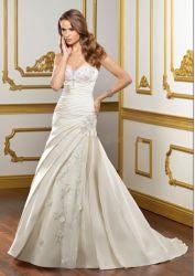 Hermoso vestido de novia (Z-166)