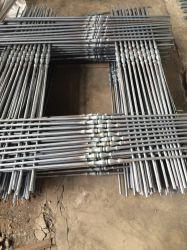 Ferro forjado Balusters