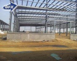I fornitori hanno prefabbricato le costruzioni del magazzino usate blocco per grafici dello spazio di struttura d'acciaio della costruzione