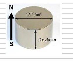 Industriales calificados permanente de la tierra rara de hierro de neodimio NdFeB Boro/N35 Segmento/bloque de níquel/cinc/Zn imán recubierto