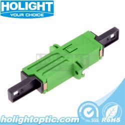 단순한 싱글모드 광섬유 접합기
