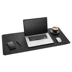 사무실 홈 액세서리 사용자 지정 고품질 데스크 매트 게임 PU 가죽 데스크 패드 테이블 매트