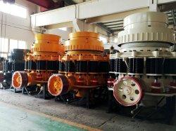 돌 분쇄 플랜트에 있는 편리한 운영을 만드는 유압 청소 장치에 Symons 3 1/3FT 콘 쇄석기