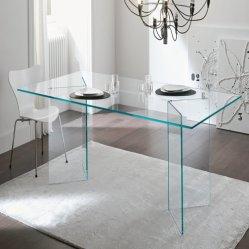 6-12мм декоративные Diamond форму прямоугольника форма, тонированный купол, закаленного стекла мебель из закаленного стекла дека стола