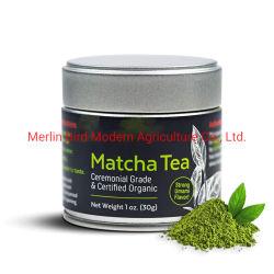 30g Matcha чистый органический зеленый чай порошок