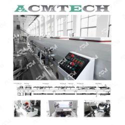 2021 Acm New Tech PEHD/PP/PP-R simple/double spirale ondulés vis/Canalisation flexible de tube à l'Extrusion enroulement/enroulement/de décisions de l'extrudeuse Belling Machine
