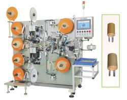 De automatische Machine van het Koudlassen & het Winden voor Grote Condensator (fh-4600)